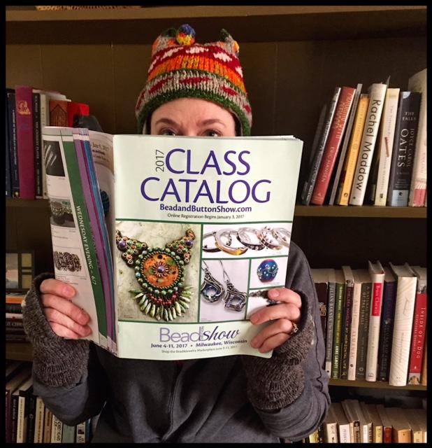 2017 Bead&Button Show Class Catalog